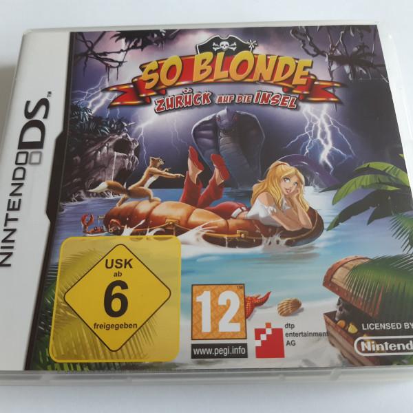 So Blonde - Zurück auf die Insel - DS