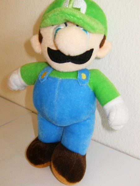 Luigi - Plüschfigur