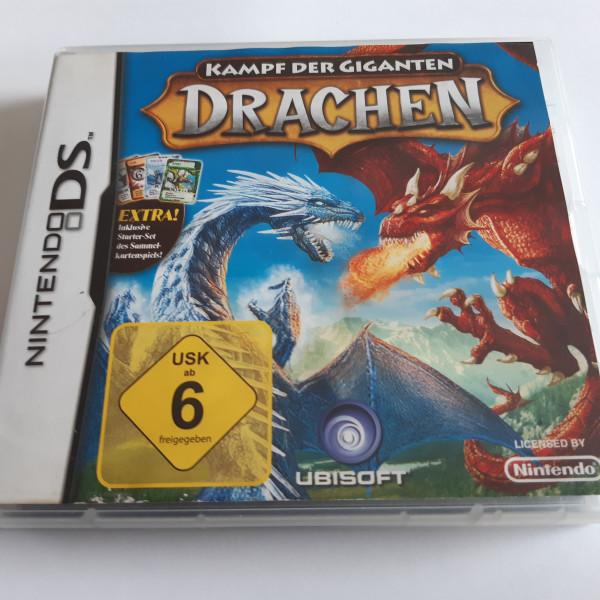 Kampf der Giganten - Drachen - DS