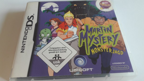 Martin Mystery - Monsterjagd - DS