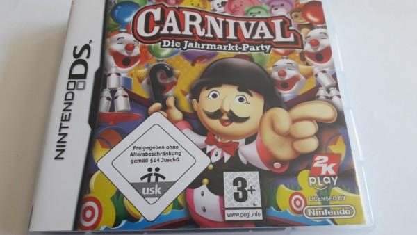 Carnival - Die Jahrmarkt-Party - DS