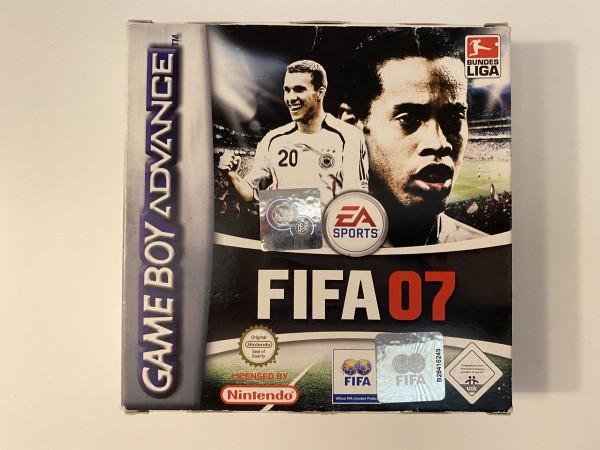 FIFA 07 - GBA - OVP