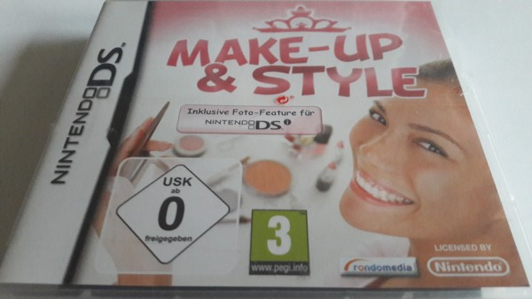 Make-Up & Style - DS