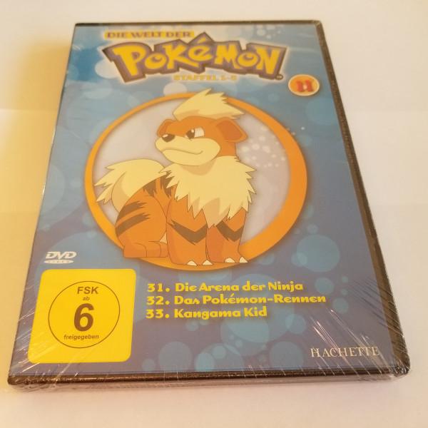 Die Welt der Pokémon - Teil 11 - DVD
