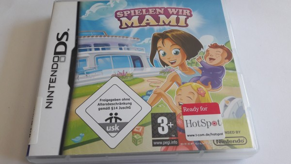 Spielen wir Mami - DS