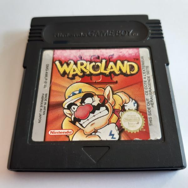 Wario Land II - GBC