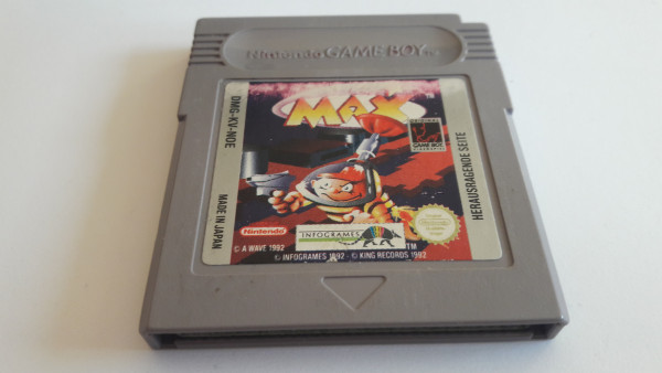 Max - Game Boy