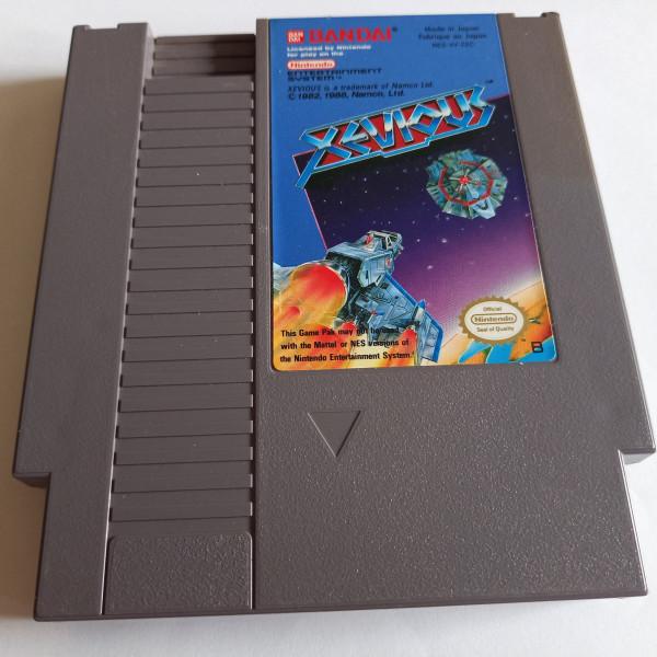 Xevious - NES