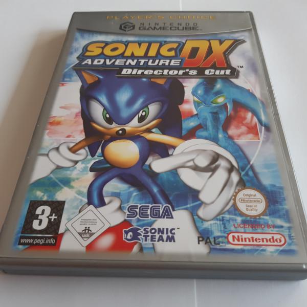 Sonic Adventure DX - Director's Cut - GameCube