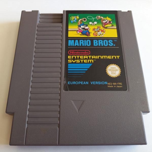 Mario Bros. - NES