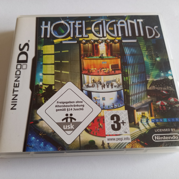 Hotel Giant - DS