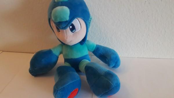 Mega Man - Plüschfigur