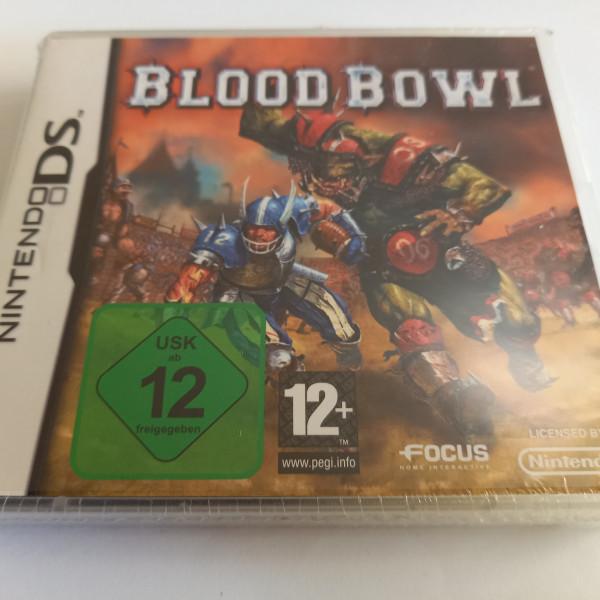 Blood Bowl - DS