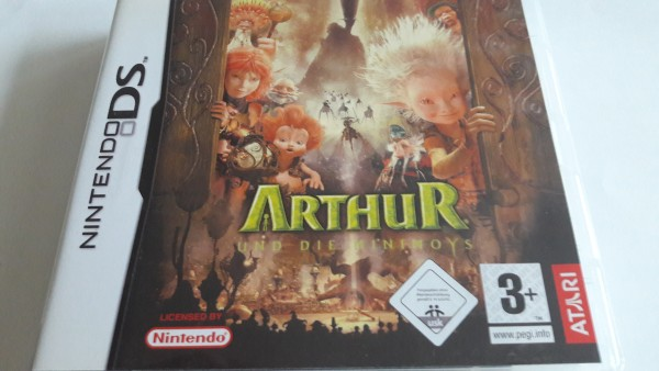 Arthur und die Minimoys - DS