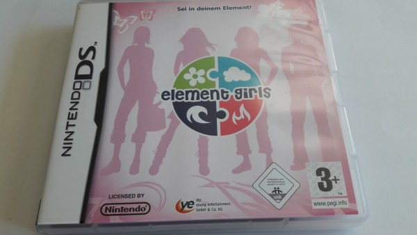 Element Girls - DS