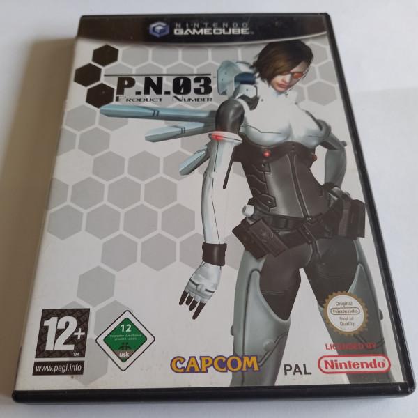 P.N. 03 - GameCube