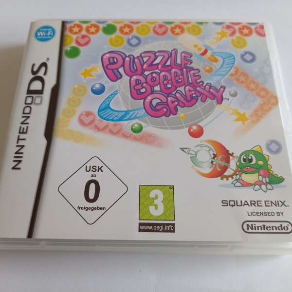 Puzzle Bobble Galaxy - DS