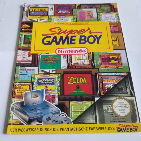 Der offizielle Ninteno Spieleberater - Super Game Boy