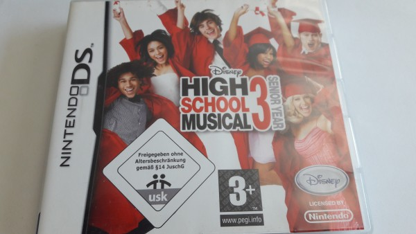 High School Musical 3 - DS