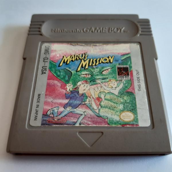 Maru`s Mission - Game Boy