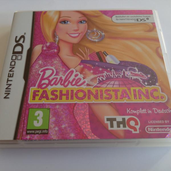 Barbie Fashionista Inc. - DS