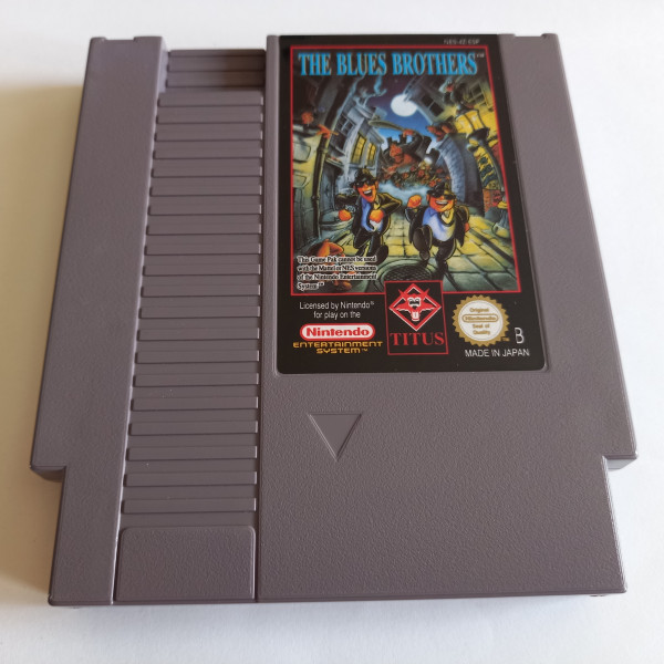 The Blues Brothers - NES