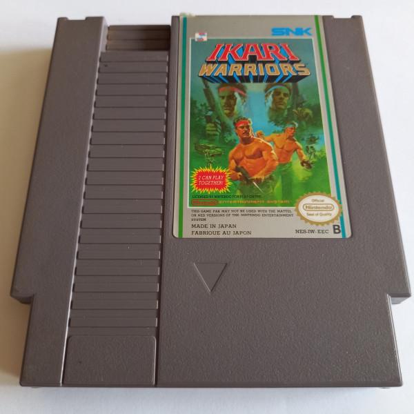 Ikari Warriors - NES