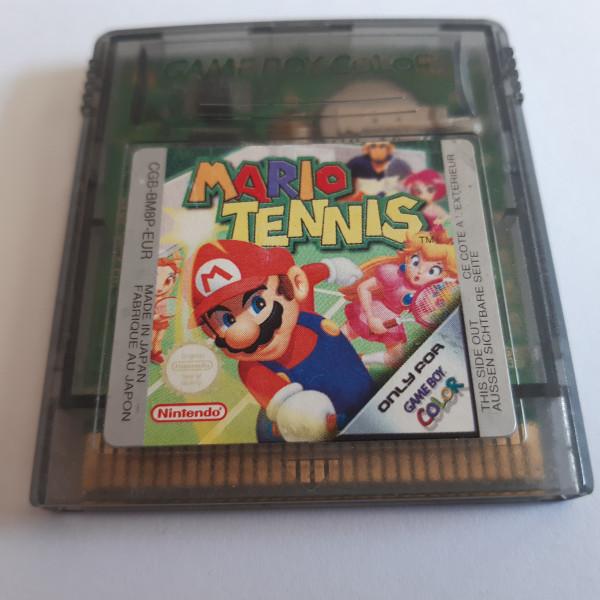 Mario Tennis - GBC