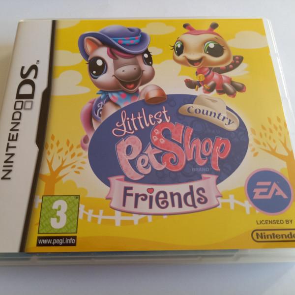 Littlest Pet Shop Friends - Country - DS