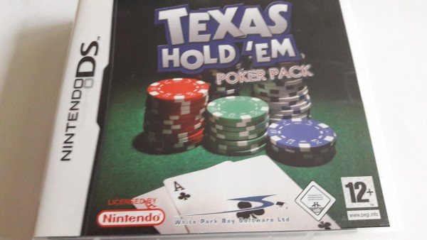 Texas Hold `em - Poker Pack - DS