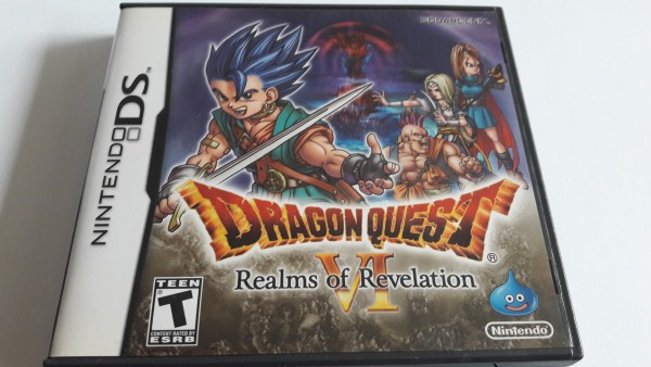 Dragon Quest - Realms of Revelation - DS