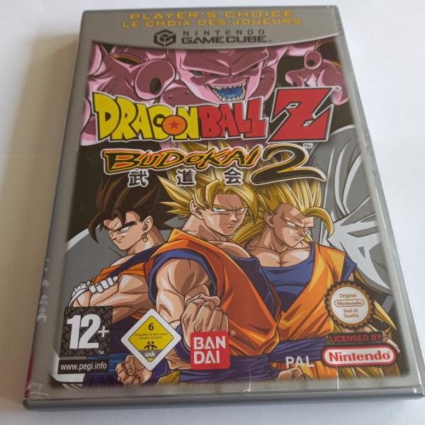 Dragon Ball Z - Budokai 2 - GameCube
