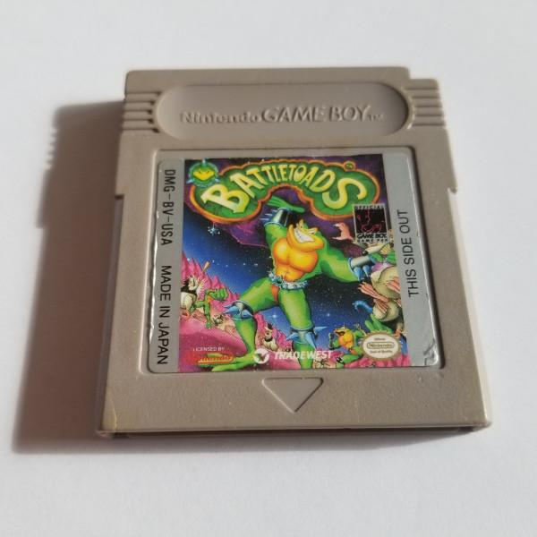 Battletoads - Game Boy