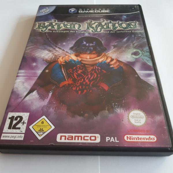 Baten Kaitos - GameCube