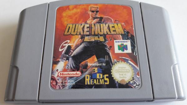 Duke Nukem 64 - N64