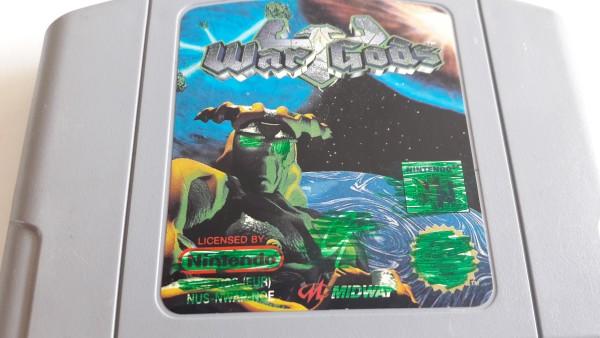 War Gods - N64