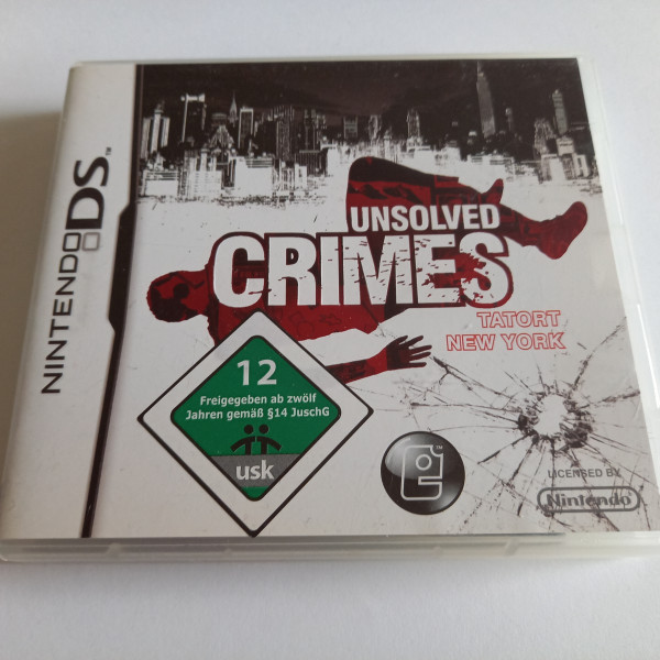 Unsolved Crimes - Tatort New York - DS