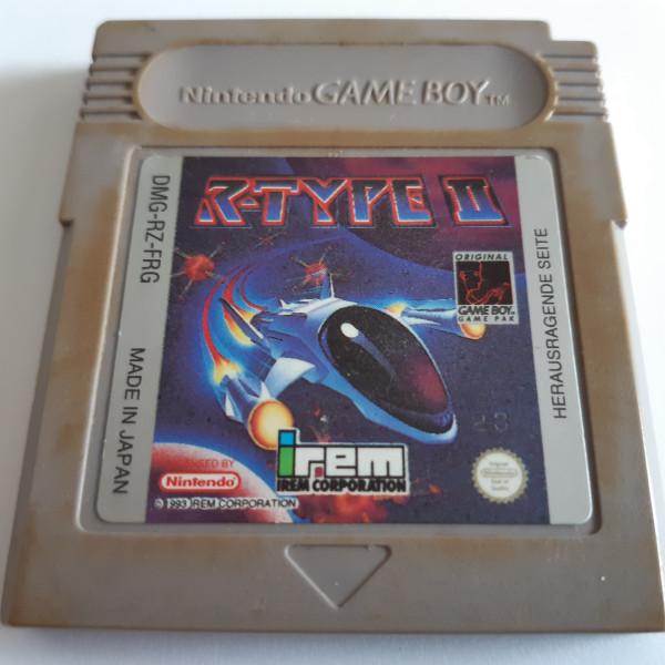 R-Type II - Game Boy