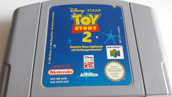 Toy Story 2 - N64