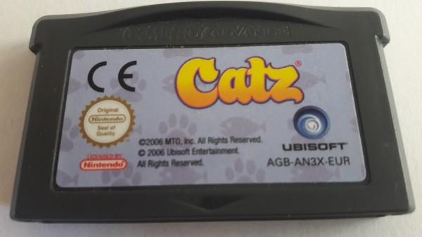 Catz - GBA