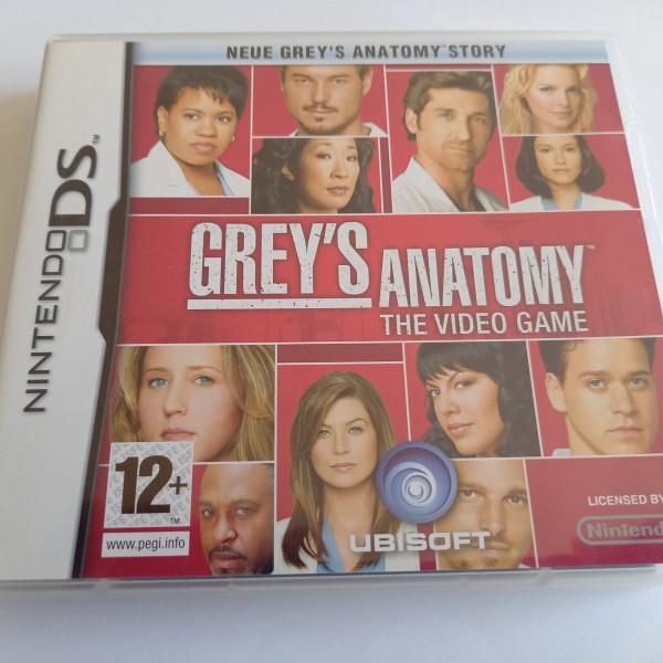 Grey`s Anatomy - DS