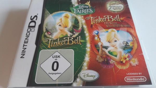 Tinker Bell & Tinker Bell - Die Suche nach dem verlorenen Schatz - DS