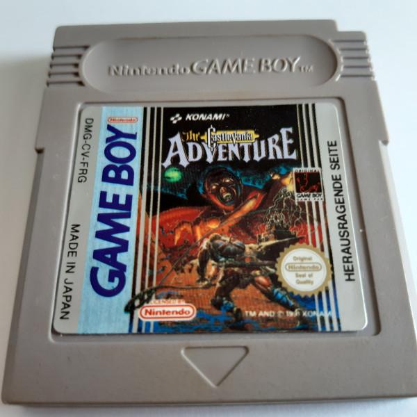 Castlevania - The Adventure - Game Boy