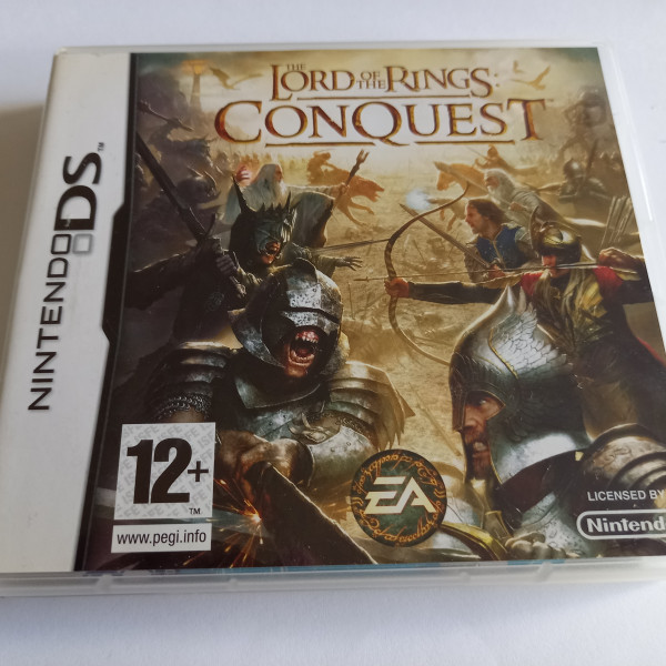 Lord of the Rings - Conquest - DS