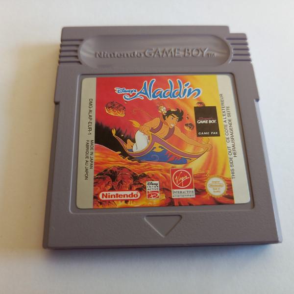 Aladdin - Game Boy