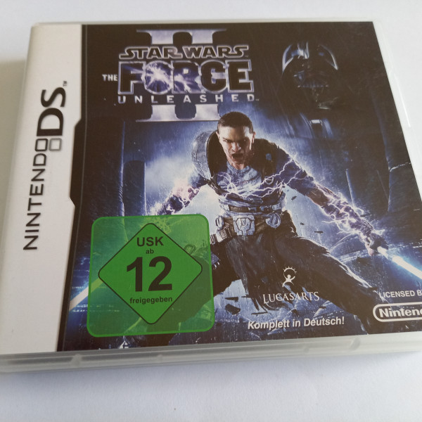 Star Wars - The Force Unleashed II - DS