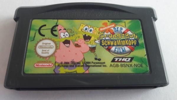 Spongebob Schwammkopf - Der Film - GBA