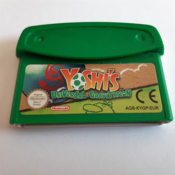 Yoshi`s Universal Gravitation - GBA