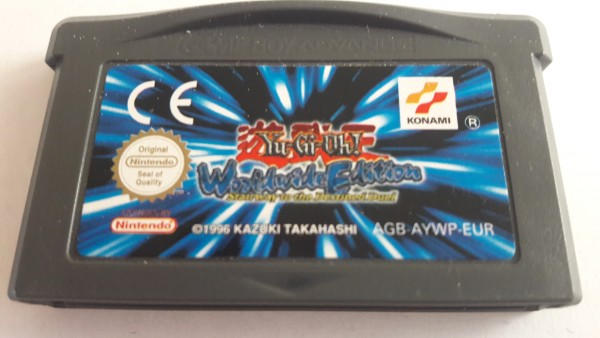 Yu-Gi-Oh! - Worldwide Edition - GBA