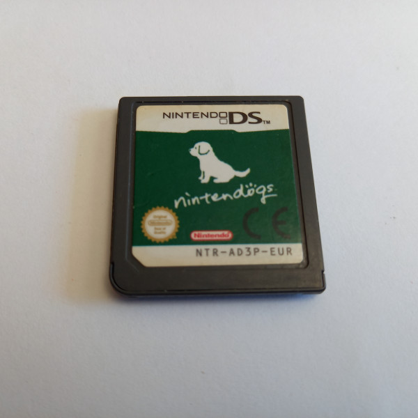 Nintendogs - Labrador & Friends - DS